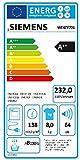 Wärmepumpentrockner Siemens iQ800 WT47Y701 - 15