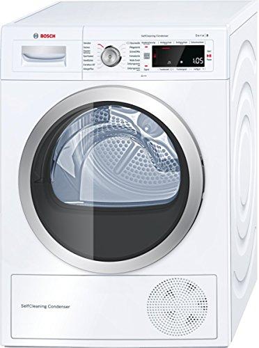 Wärmepumpentrockner Bosch WTW875W0 - Sparsam, leise und effizient
