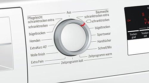 Wärmepumpentrockner Bosch WTH85200 - 3