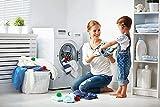 Bramble – 5 x Nicht schmelzende – wieder verwendbare Wäsche Trocknerbälle – Grün / Rot (Rot) - 5