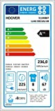 Hoover LLHG D813A2 Wärmepumpentrockner / A++ / AquaVision-Kondenswasserbehälter im Bullauge / weiß -