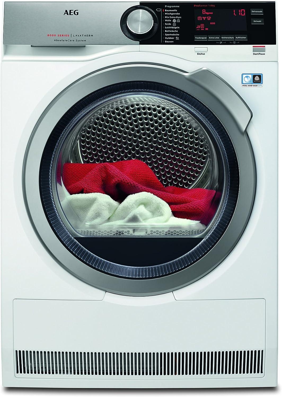 Wärmepumpentrockner AEG T8DE86685 - Er trocknet alles, was gewaschen werden kann