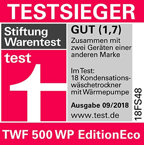 Miele TWF 500 WP Edition Eco Wärmepumpentrockner - 3