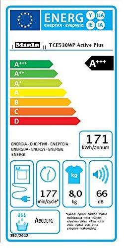 Miele TCE 530 WP Active Plus Wärmepumpentrockner - 2