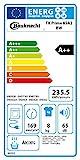 Bauknecht TK Prime 85A2 BW Wärmepumpentrockner/A++ / 8 kg/Verbesserter Knitterschutz/Silence Technologie/weiß - 9
