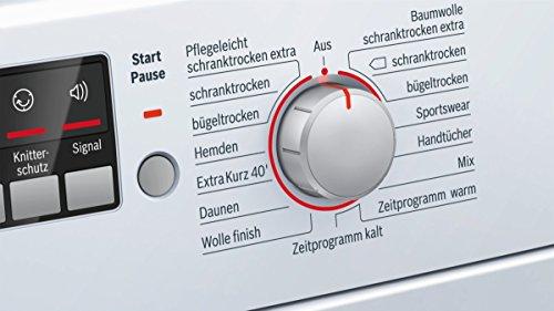 Wärmepumpentrockner Bosch WTW86271 - 5