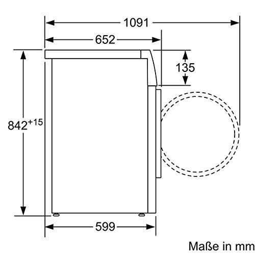Wärmepumpentrockner Bosch WTW86271 - 9