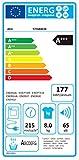 Wärmepumpentrockner AEG T77684EIH - 10
