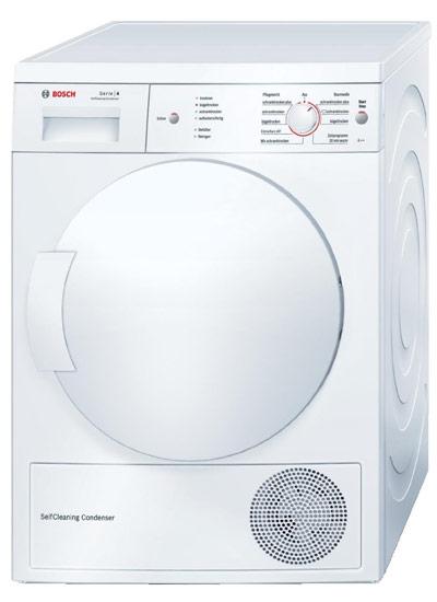 Wärmepumpentrockner Bosch WTW84162 Test