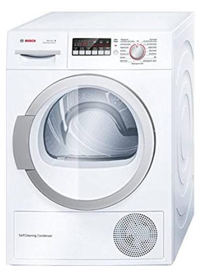 Wärmepumpentrockner Bosch WTW86271 Test