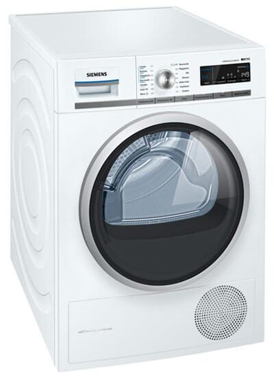Wärmepumpentrockner Siemens WT45W510