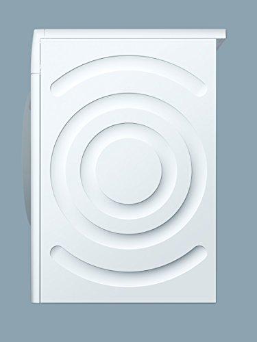 Siemens WT47W5W0 iQ700 Wärmepumpentrockner / A+++ / 8 kg / Großes Display mit Endezeitvorwahl / weiß -