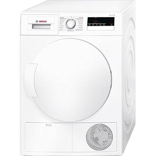 Bosch WTH85200 A++ / Wärmepumpentrockner / LED-Display / 212 kWh/Jahr / 7 kg / weiß -
