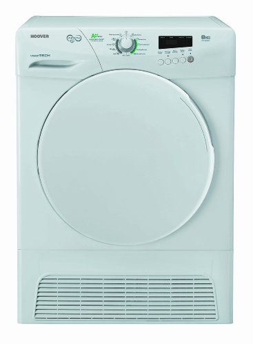 Hoover VTH 980 NA2T Wärmepumpentrockner / A++ / 8 kg / Knitterschutz / weiß -