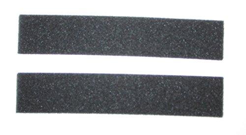 Filter für Miele Schwammfilter 9688381 Wärmepumpentrockner Filter Trockner Kondenstrokner Filterschaum Schaumstoff Sockelfilter -