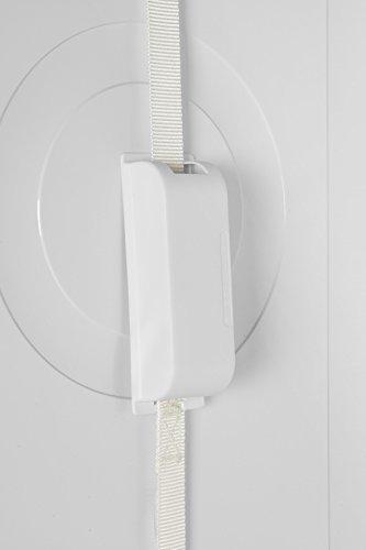 wpro SKS101 - Waschmaschinenzubehör/ Trocknerzubehör/ Verbindungsrahmen m. Ablage/ Zwischenbaurahmen Waschmaschine u. Trockner/ Universell für alle Marken/ 60x60cm -